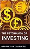 img - for M.D. Lawrence E. Lifson: Psychology of Investing (Hardcover); 1999 Edition book / textbook / text book