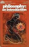 Philosophy: An Introduction (0064600416) by John Herman Randall Jr.