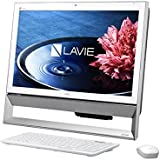 日本電気 LAVIE Desk All-in-one - DA350/BAW ファインホワイト PC-DA350BAW
