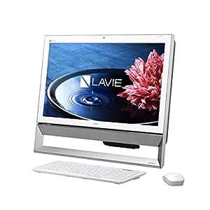日本電気 LAVIE Desk All-in-one - DA350/BAW ファインホワイト PC-DA350BAW