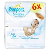 Pampers Feuchte