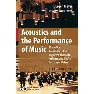 Acoustics and the Perform Livre en Ligne - Telecharger Ebook