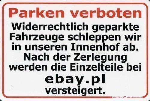 308939-pst-schild-parken-verboten-nach-der-zerlegung-werden-die-einzelteile-bei-ebaypl-versteigert-g