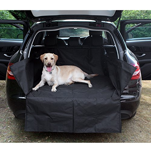 sakura heavy duty car boot liner with lip protector. Black Bedroom Furniture Sets. Home Design Ideas