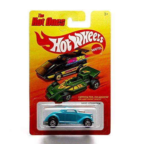 NEET STREETER (BLUE) * The Hot Ones * 2011 Release of the 80's Classic Vintage HOT WHEELS - 1