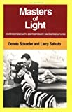 img - for Masters of Light: Conversations with Contemporary Cinematographers by Dennis Sch?|fer (1986-01-22) book / textbook / text book