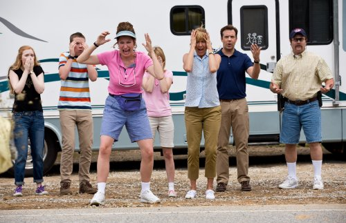 We'Re The Millers Movie Poster Photo Limited Print Jennifer Aniston Jason Sudeikis Emma Roberts Ed Helms Nick Offerman Sexy Celebrity Size 16X20 #5