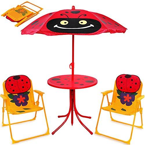 Kindersitzgruppe-Kinder-Gartenmbel-Set-Beetle-mit-hhenverstellbarem-Sonnenschirm