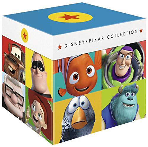 Disney Pixar Collection - 17-Disc Box Set ( Toy Story / A Bug's Life / Toy Story 2 / Monsters, Inc. / Finding Nemo / The Incredibles / Cars / Ratatouille / WALL*E / Up / Toy Story [ Blu-Ray, Reg.A/B/C Import - United Kingdom ] (Finding Nemo 2 compare prices)