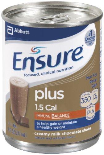 Ensure Plus Nutritional Supplement ( Supplement, Ensure Plus Vanilla, 8Oz Can ) 24 Each / Case
