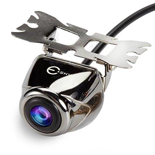 Esky 高画質CCD170度超小型防水バックカメラユニット 車載用後方確認...