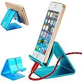 Honsky Solid Portable Aluminum Desktop Stand Smart Phone Holder For Desk Bed IPad Mini Stand Tablet Stands For...