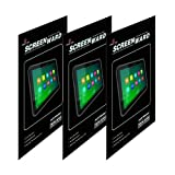 Screenward (Pack Of 3) Screen Protector Scratch Guard For New Google Nexus 7 FHD Tablet 2nd Gen