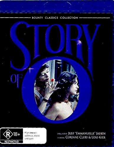 The Story of O (1975) ( Histoire d'O ) [ Blu-Ray, Reg.A/B/C Import - Australia ]
