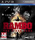 Rambo: The Video Game - Move Compatible (PS3)