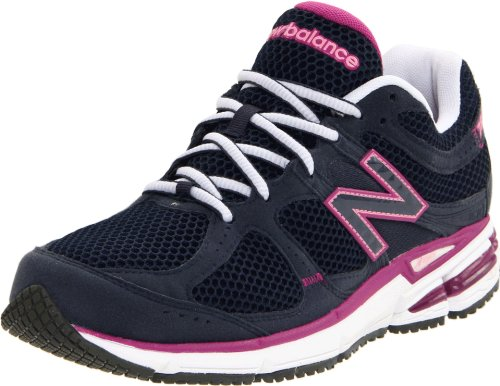 New Balance Women's W780BP1 Navy/Viola Trainer 4.5 UK, 37 EU, 6.5 US B