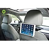 MFEEL Universal Durable Car Headrest Mount Holder Car Back Seat Holder for Apple iPad Air / iPad 4 / iPad 3 / iPad 2 / iPad Mini2 / iPad Mini and other Tablet PC GPS Car Headrest Mount Holder