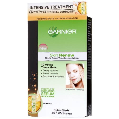 Garnier Dark Spot Treatment Mask for Dark Spots Plus Intense
