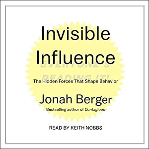 Invisible Influence Audiobook