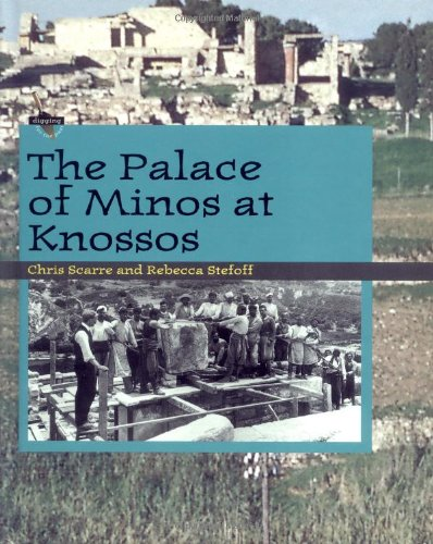 Palace of Minos at Knossos