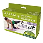"Gaiam Quick Start Pilates Kit (30"" Co..."