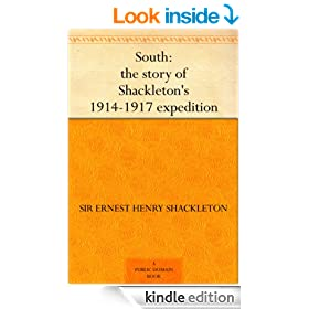 South: The Story of Shackleton's 1914-1917 Expedition