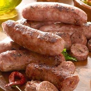 Hot Chorizo Argentino - Argentinian Style Chorizo Sausage by La Tienda
