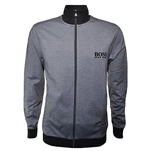hugo-boss-pique-coton-zip-survetement-veste-gris-noir-petit