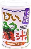かねさ ひいふうみそ汁わかめ赤 225g (お椀約30杯分)