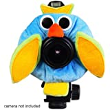 Camera Creatures Outrageous Owl Portrait Posing Prop For Photography