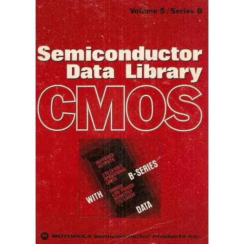 MOTOROLA SEMICONDUCTOR DATA LIBRARY VOL.6 SERIES B. Motorola