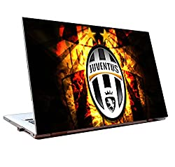 Laptop Skins 15.6 inch - Juventus FC - HD Quality - Dell-Lenovo-Acer-HP