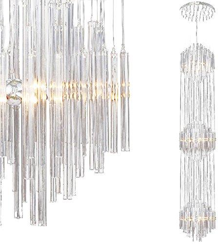 Titania XL 3m lunga PLAFONIERA, lampada, Lampadario Lampadario
