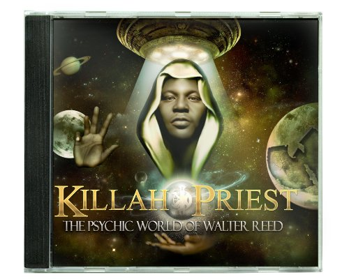 Killah Priest – The Psychic World Of Walter Reed (2CD) (2013) [FLAC]