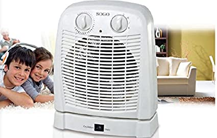 SS-18265 2000W Fan Room Heater