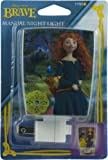 Jasco Products 11761 Disney Pixar Brave Incandescent Wrap Around Shade Night Light