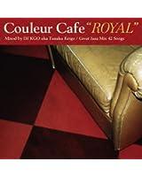 """Couleur CAFE """"ROYAL"""""""