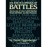 An Encyclopedia of Battles: Accounts of Over 1,560 Battles from 1479 B.C. to the Present (Dover Military History...