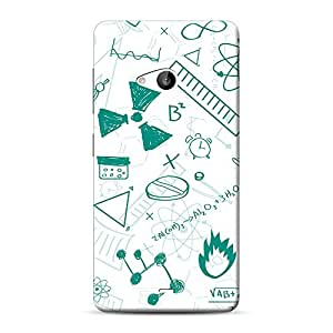 Mobile Back Cover For Microsoft Lumia 535 (Printed Designer Case)