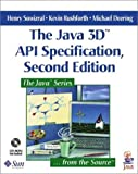 img - for The Java 3D(TM) API Specification (2nd Edition) by Sowizral Henry Rushforth Kevin Deering Michael (2000-05-31) CD-ROM book / textbook / text book