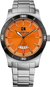 Hugo Boss Herren-Armbanduhr Analog Quarz Edelstahl 1512838