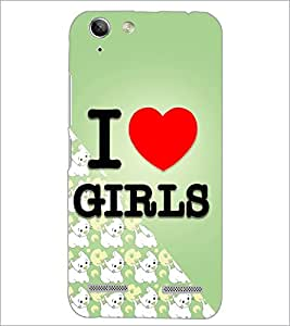 PrintDhaba Quote D-4346 Back Case Cover for LENOVO VIBE K5 PLUS (Multi-Coloured)