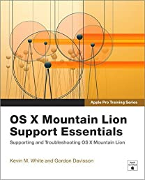 Apple Pro Training Series: OS X Mountain Lion Support Essentials: Supporting and Troubleshooting OS X Mountain Lion, Access Card