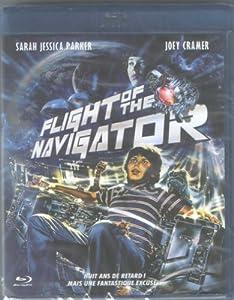 Le Vol du Navigateur (1986)/Flight of the Navigator- BLU RAY VF