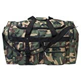 Extreme Pak Invisible Pattern Camouflage Water Repellent Tote Bag