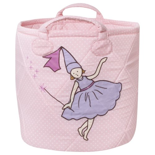 JoJo Maman Bebe Fairy Medium Storage Bucket, Fairy - 1