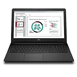 Dell VOS 3558 (Z555103UIN9)(Intel® CoreTM i3-4GB-1TB HDD-15.6inches ) Black