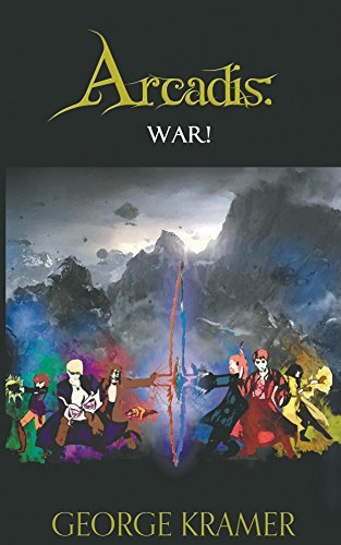 arcadis-war-english-edition