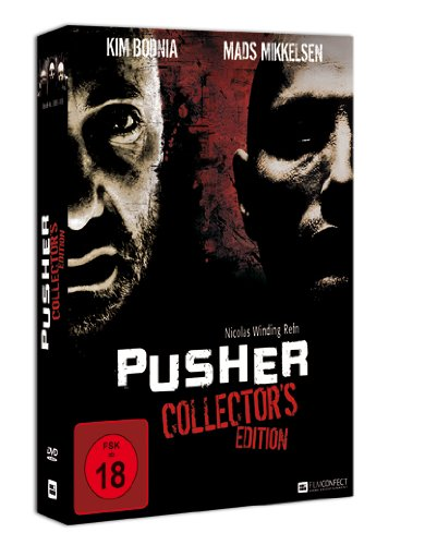 Pusher Collectors Edition [Collector's Edition] [5 DVDs]