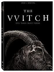 The Witch [DVD + Digital]